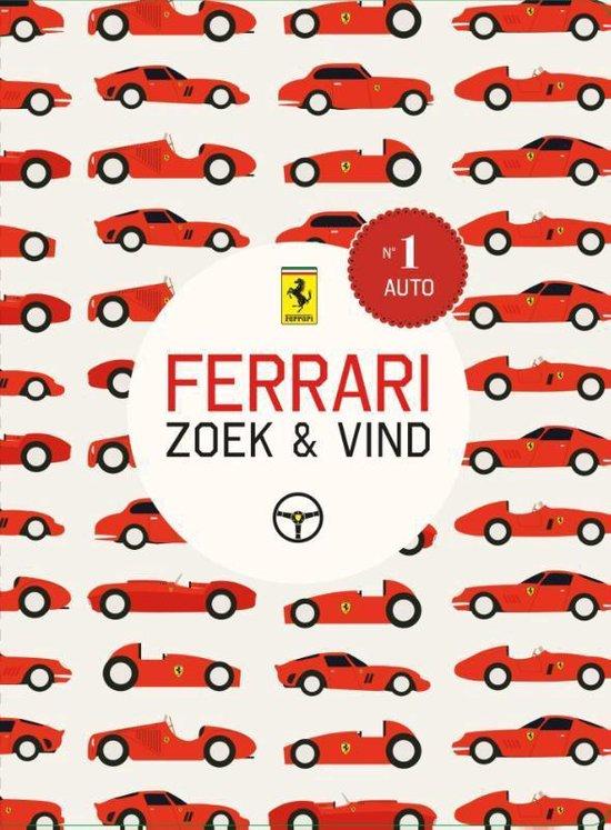 Ferrari zoek & vind - none |