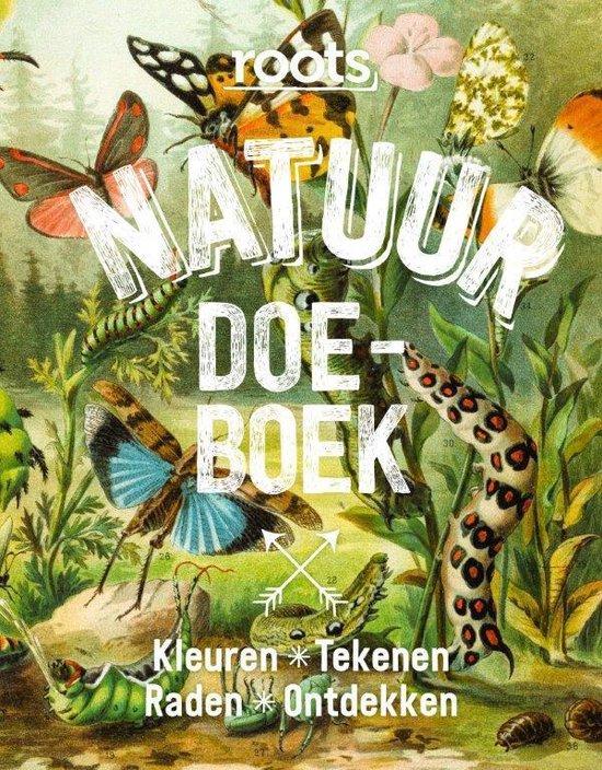 Roots Natuur Doe-boek - Nicole Borkulo  