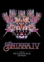Santana IV- Live At The House Of Blues (DVD)