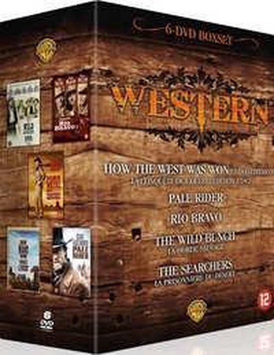 Cover van de film 'Western Collection'