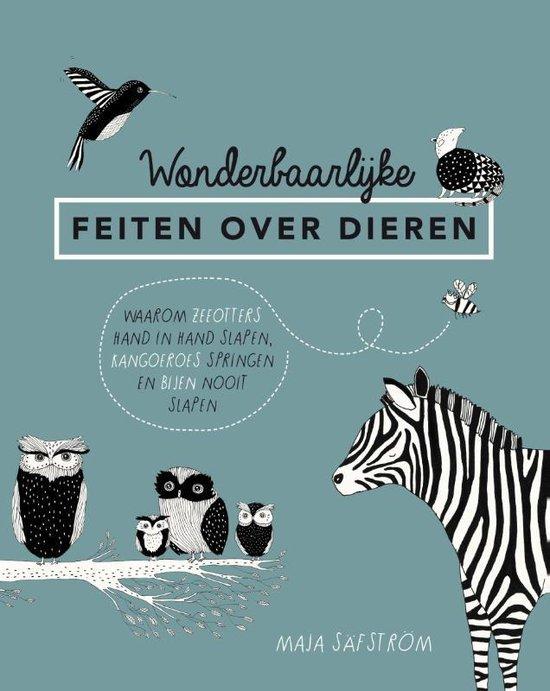 Wonderbaarlijke feiten over dieren - Maja Säfström   Readingchampions.org.uk