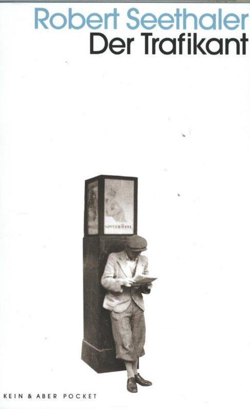 Boek cover Der Trafikant van Robert Seethaler (Paperback)