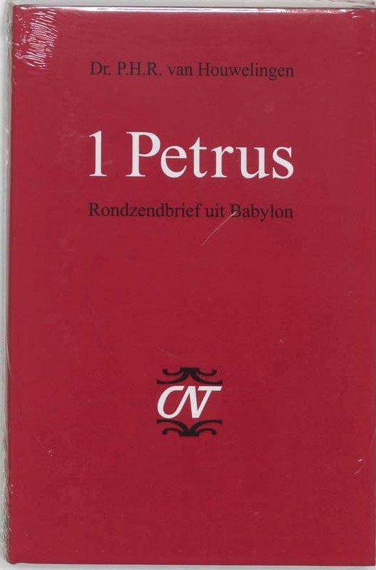 Cover van het boek '1 Petrus' van P.H.R. van Houwelingen