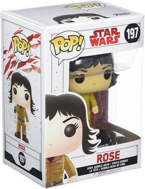 Funko Pop! Star Wars Rose - #197 Verzamelfiguur - Funko