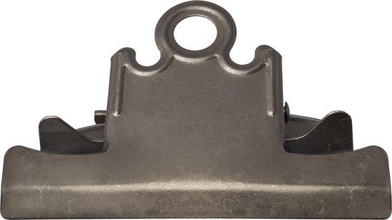 LPC Papierklem Klembordklem - Antiek - 120 mm -5 stuks