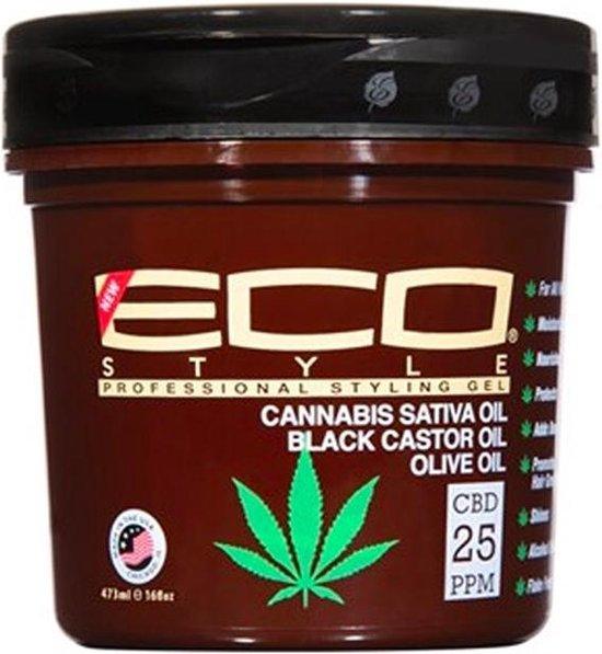Eco Styler Cannabis Sativa Oil Gel-473ml