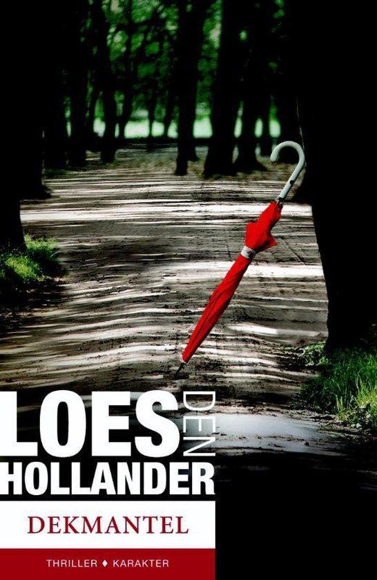 Boek cover Dekmantel van Loes den Hollander (Paperback)