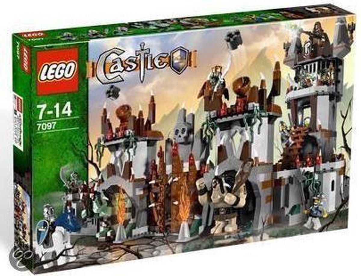 LEGO Castle Bergfort van de Trollen - 7097