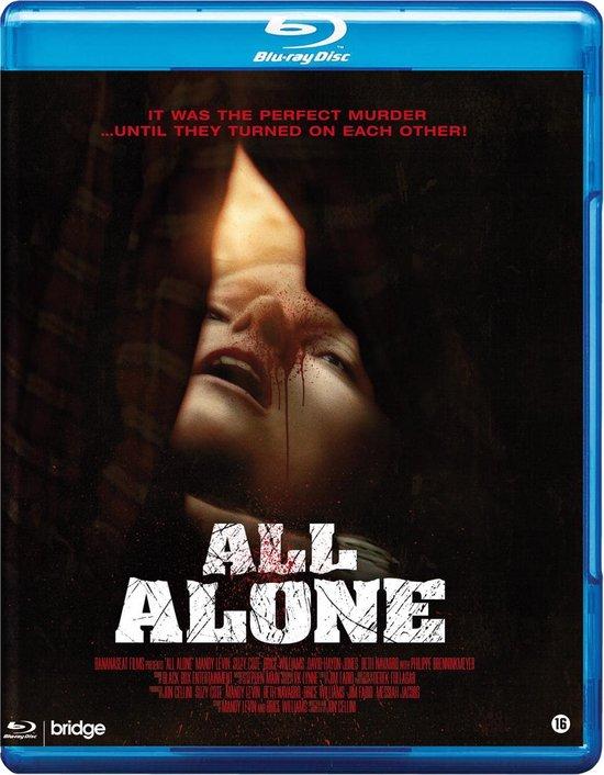 Cover van de film 'All Alone'