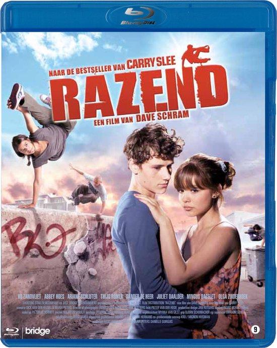 Cover van de film 'Razend'