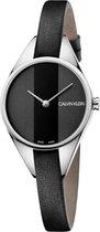 Calvin Klein Rebel Horloge  - Zwart