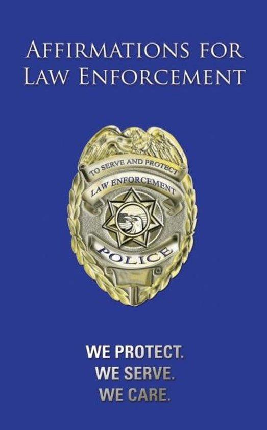 Affirmations for Law Enforcement