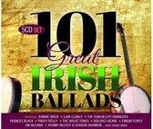 Raised On Songs & Stories. 101 Great Irish Ballads