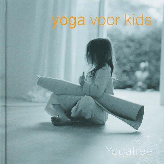 Cover van het boek 'Yogatree / Yoga voor kids'