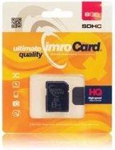 SD-kaart 16GB Klasse 4