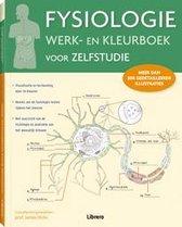 fysiologie werk en kleurboek [librero]