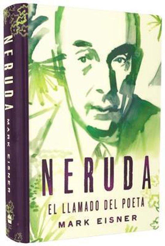 Boek cover Neruda van Mark Eisner (Hardcover)