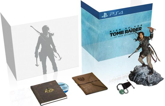 Rise Of The Tomb Raider: 20 Year Celebration Collector's Edition - PS4 ()