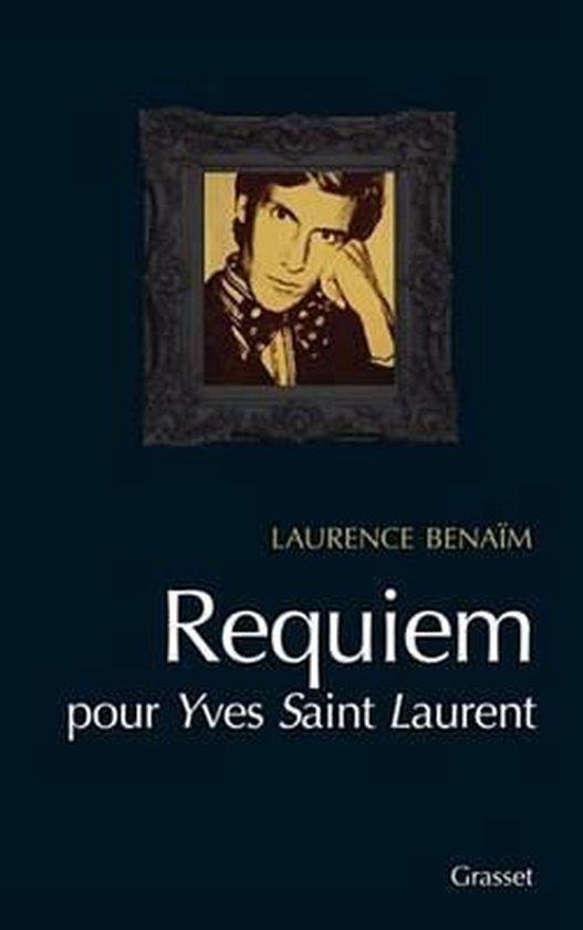 Boek cover Requiem pour Yves Saint Laurent van Laurence Benaim (Onbekend)