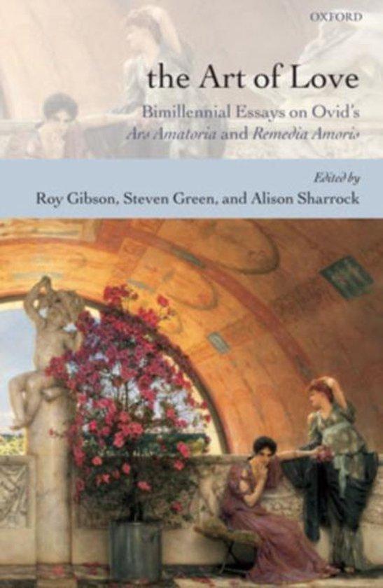 Boek cover The Art of Love van Gibson (Hardcover)