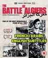 The Battle of Algiers - Dual Format Special Edition [DVD and Blu-Ray]
