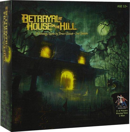 Betrayal At The House On The Hill - Engelstalig Bordspel
