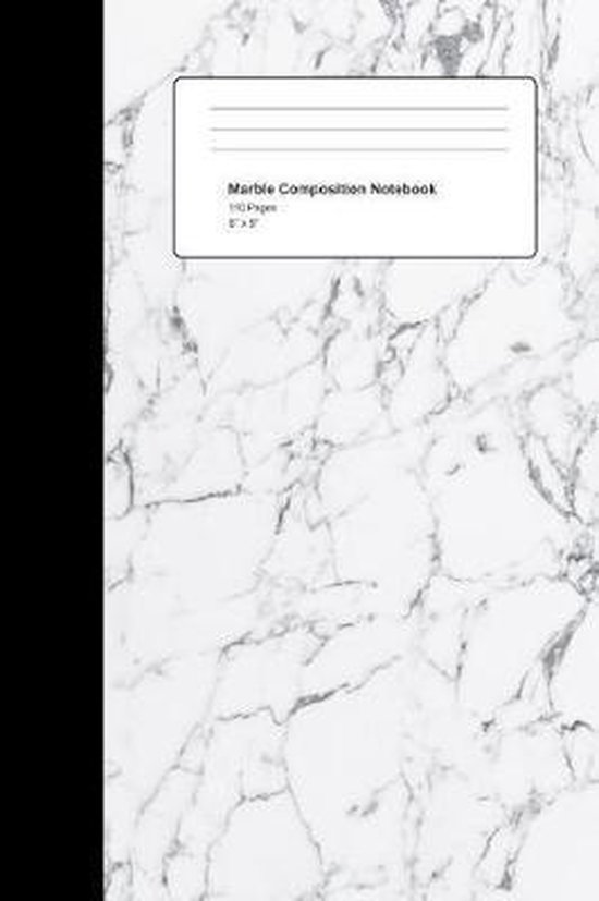 Marbal Composition Notebook