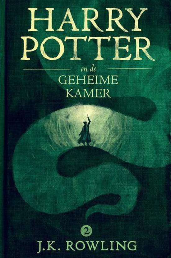 Harry Potter 2 - Harry Potter en de Geheime Kamer - J.K. Rowling |