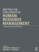 Meeting the Challenge of Human Resource Management