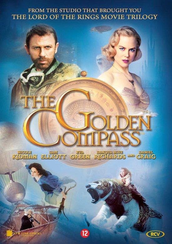 Cover van de film 'The Golden Compass'