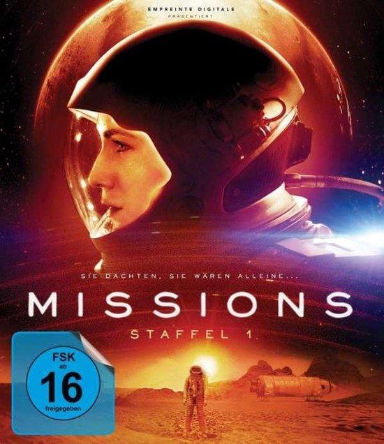 Missions - Staffel 1/2 Blu-ray
