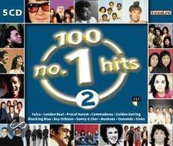 100 Number 1 Hits 2