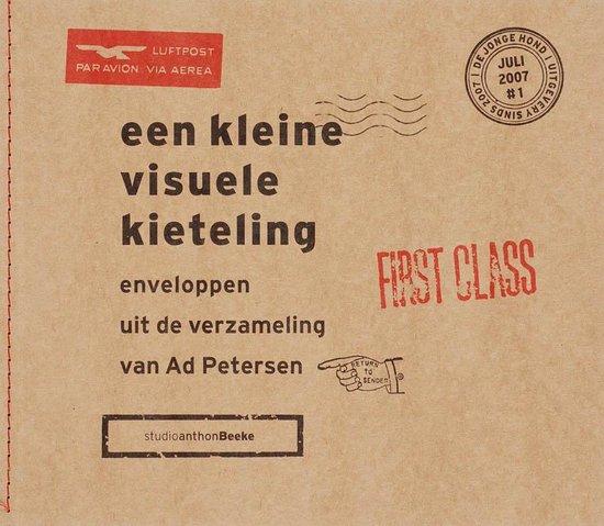 Een Kleine Visuele Kieteling - Willem Ellenbroek |