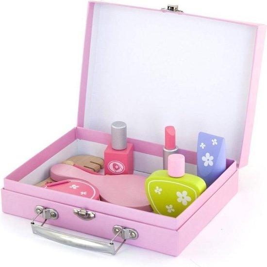 Viga Toys - 8 delige Make-up koffer