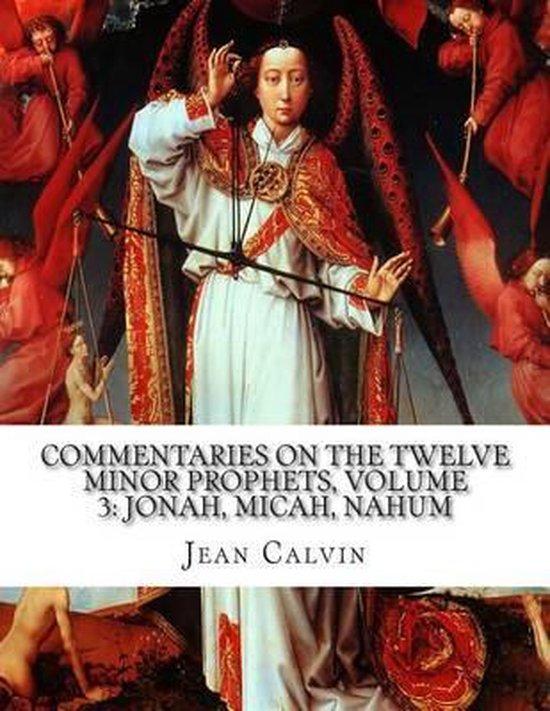 Commentaries on the Twelve Minor Prophets, Volume 3