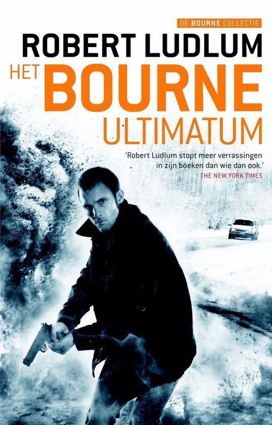 De Bourne collectie / Het Bourne ultimatum - Robert Ludlum | Fthsonline.com