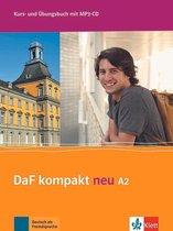DaF kompakt neu A2 Kurs- und Übungsbuch mit MP3-CD