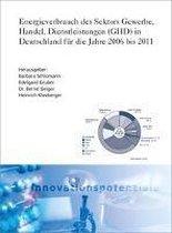 Boek cover Energieverbrauch des Sektors Gewerbe, Handel, Dienstleistungen (GHD) in Deutschland für die Jahre 2006 bis 2011 van Antje Pich (Paperback)