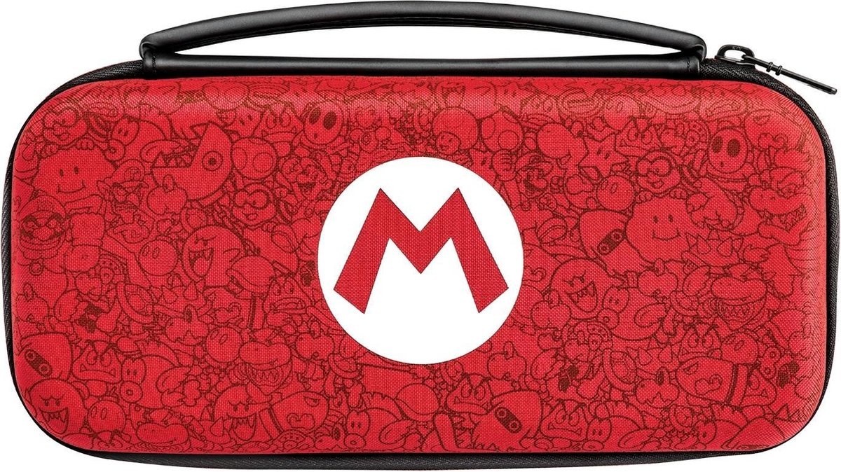 PDP Nintendo Switch Consolehoes - Mario Remix Editie