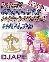 BIG Picross Griddlers Nonograms Hanjie