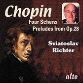 Chopin Scherzi & Preludes