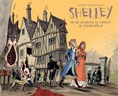 Romantica - Tome 1 - Percy et Mary Shelley - La vie amoureuse de l'auteur de Frankenstein