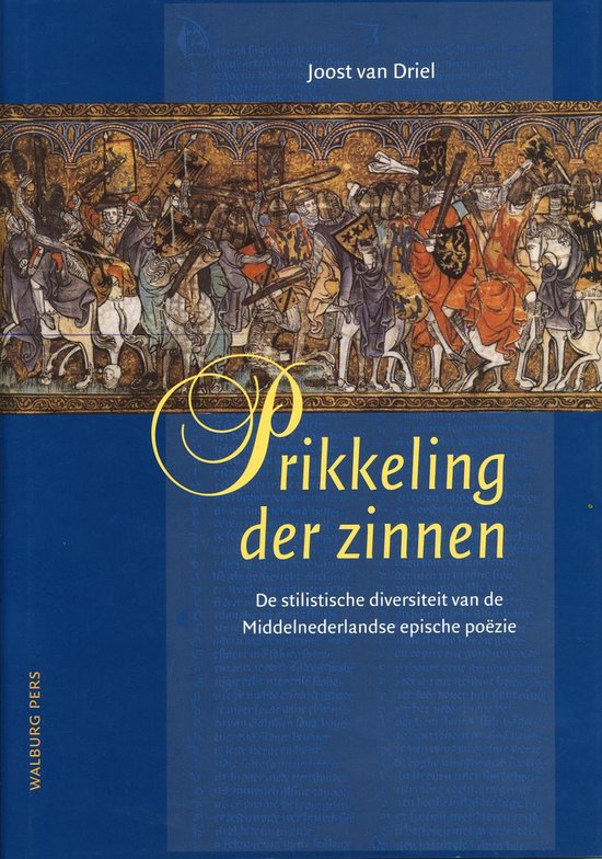 Prikkeling der zinnen - J. van Driel |