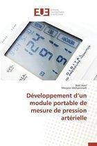D veloppement D Un Module Portable de Mesure de Pression Art rielle