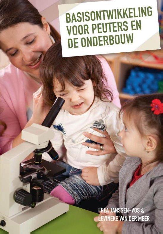 Boek cover Basisontwikkeling voor peuters en de onderbouw van Frea Janssen-Vos (Paperback)