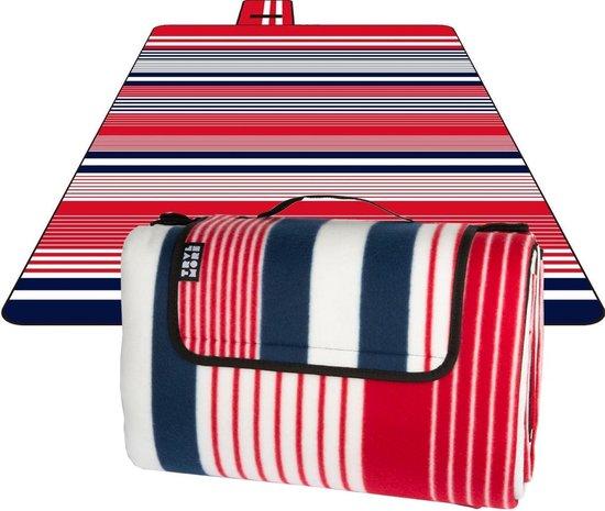 TravelMore XXL Opvouwbaar Picknick Kleed 200 x 200 cm
