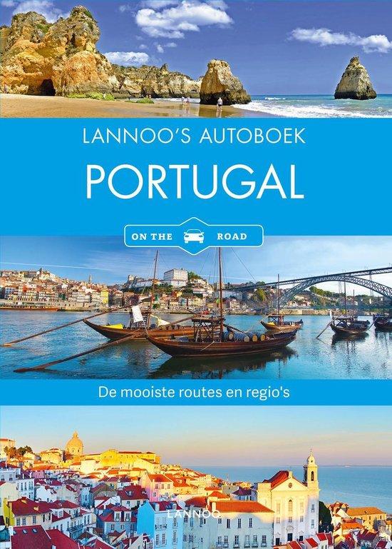 Lannoo's autoboek - Portugal on the road - Gisela Tobias |
