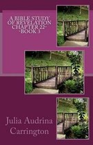 Boek cover A Bible Study of Revelation Chapter 22--Book 3 van Julia Audrina Carrington