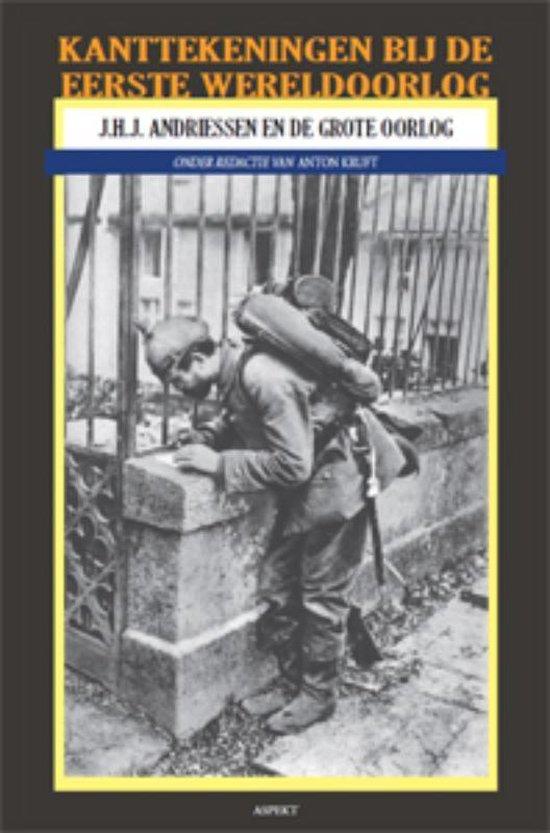 Kantekeningen bij de Eerste Wereldoorlog - J.H.J. Andriessen | Fthsonline.com