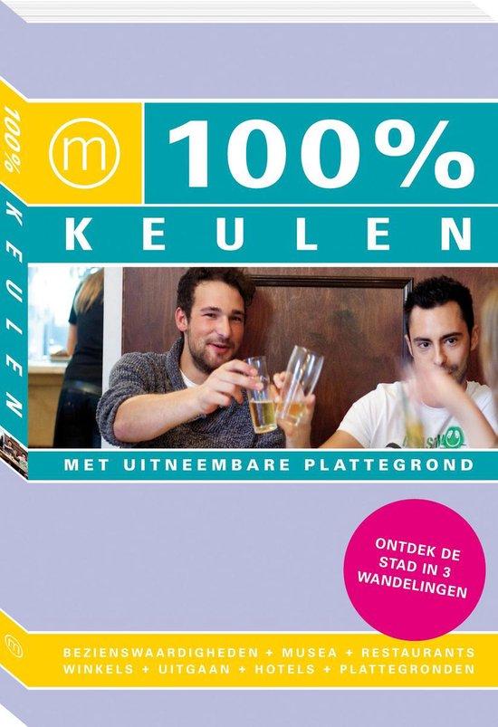 100% stedengidsen - 100% Keulen - Geert Lemmens  